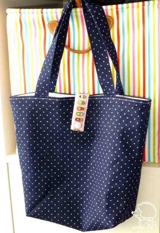 Comment faire un sac en tissu?