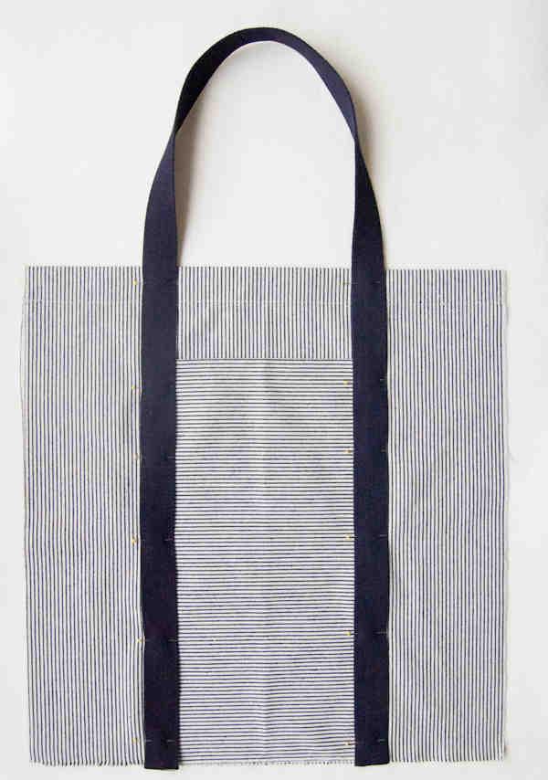 Comment faire un simple sac en tissu?