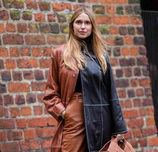 Comment s'habiller avec un sac marron?
