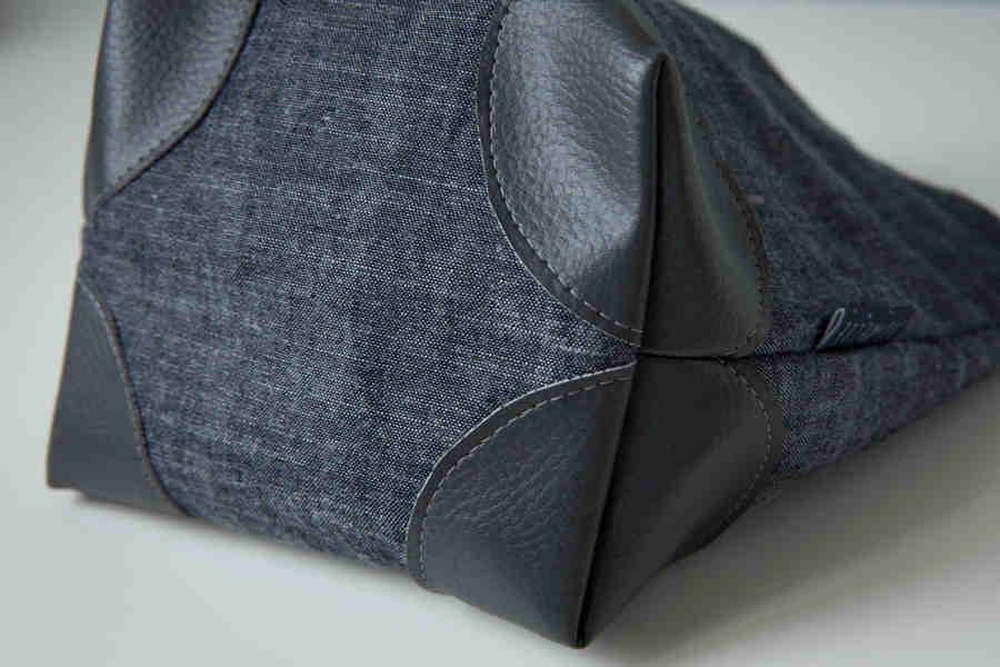 Comment faire sous un sac rigide?