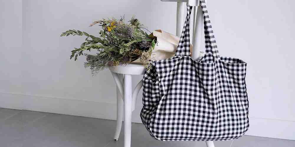 Comment faire un sac en tissu facile?