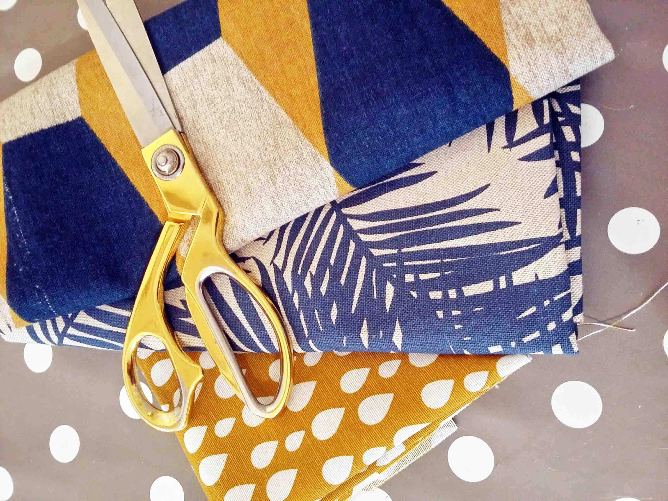 Quel tissu pour le sac Georges?